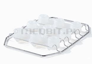 Stelaż na 9 końcówek stomatologicznych