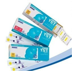 TST 134/4 min 121/12 min paskowy test emulacyjny