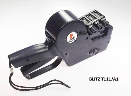 Metkownica alfanumeryczna 3-rzędowa BLITZ T111/A1